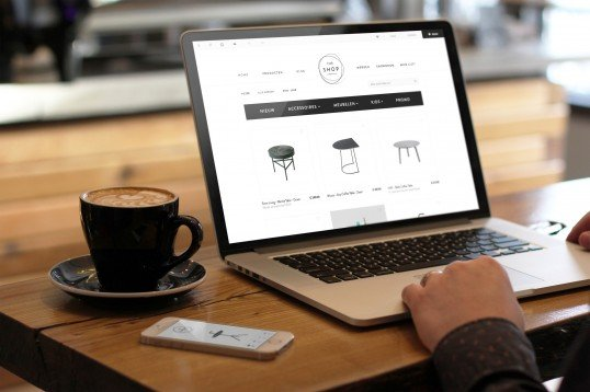 The Shop - Ecommerce webshop